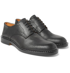 Maison Margiela - Matte-Leather Derby Shoes