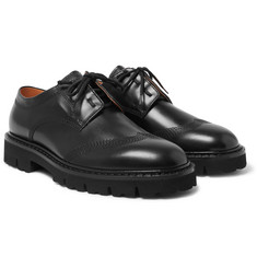 Maison Margiela - Leather Derby Shoes