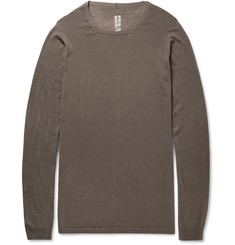 Rick Owens - Virgin Wool Sweater