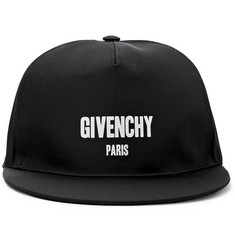 Givenchy - Printed Canvas Baseball Cap