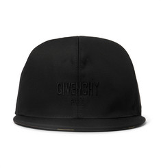 Givenchy - Embroidered Canvas Baseball Cap