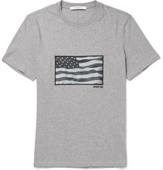 Givenchy Cuban-Fit Appliquéd Cotton-Jersey T-Shirt