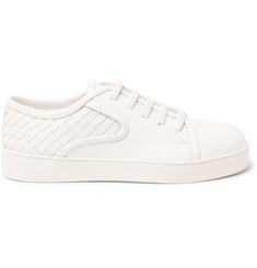 Bottega Veneta Dodger Intrecciato Leather Sneakers