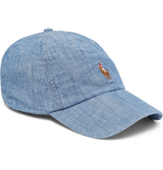 Polo Ralph Lauren Cotton-Chambray Baseball Cap