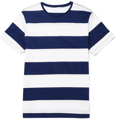 Orlebar Brown Sammy Striped Slub Cotton-Jersey T-Shirt