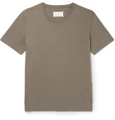 Maison Margiela Cotton-Jersey T-Shirt