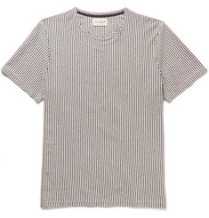 Oliver Spencer - Conduit Striped Cotton-Jersey T-Shirt