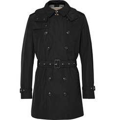 Burberry - Shell Hooded Trench Coat