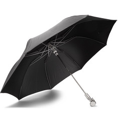 Alexander McQueen - Skull Automatic Collapsible Umbrella
