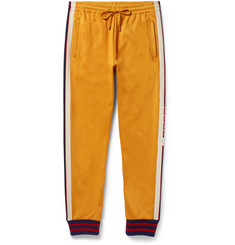 Gucci Striped Jersey Sweatpants
