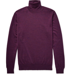 Lanvin Merino Wool Rollneck Sweater
