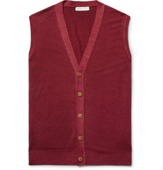 Etro Wool Sweater Vest