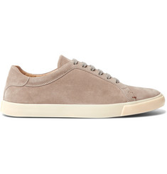 Loro Piana Freetime Suede Sneakers