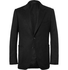 TOM FORD Black O'Connor Slim-Fit Cashmere Blazer
