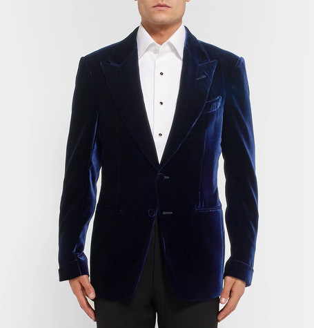 wholesale price super cheap compares to top-rated newest Navy Shelton Slim-Fit Velvet Tuxedo Jacket