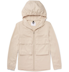 Saturdays NYC - Travis Twill Hooded Field Jacket