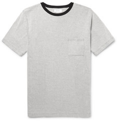 Saturdays NYC Randall Field Ribbed Cotton T-Shirt