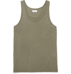 Saturdays NYC Nick Cotton Tank Top