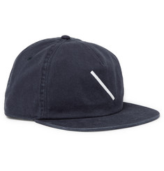 Saturdays NYC Stanley Embroidered Washed Cotton-Twill Baseball Cap