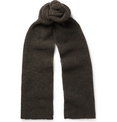 The Workers Club Mélange Merino Wool Scarf