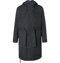 Craig Green - Belted Canvas Hooded Parka