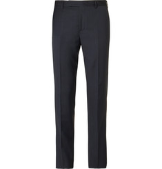 Paul Smith Blue Soho Slim-Fit Wool Suit Trousers