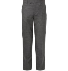 Paul Smith Grey Soho Slim-Fit Wool Suit Trousers