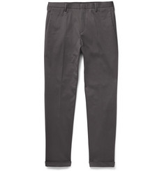 Paul Smith Stretch-Cotton Twill Chinos