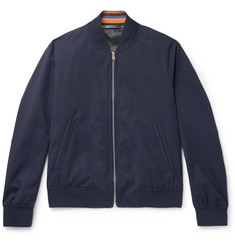 Paul Smith Storm System Wool Bomber Jacket