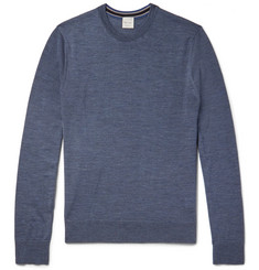 Paul Smith Mélange Wool Sweater