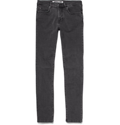 McQ Alexander McQueen Swallow Skinny-Fit Stretch-Denim Jeans