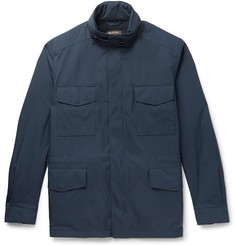Loro Piana - Traveller Cashmere-Lined Windmate Storm System Field Jacket
