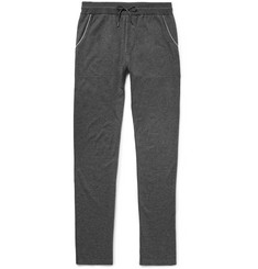 Loro Piana Cashmere and Cotton-Blend Sweatpants