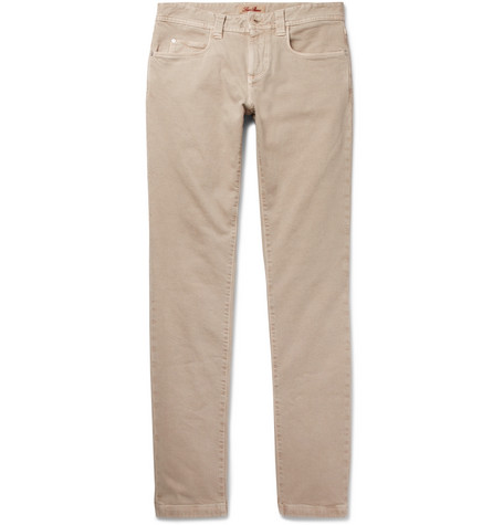 Get Online Slim-fit Stretch-denim Jeans Loro Piana Pay With Visa Cheap Online Brand New Unisex For Sale Free Shipping Cost rEMoqt2cQm