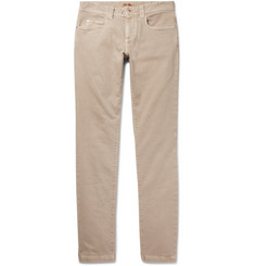 Loro Piana Tasche Slim-Fit Stretch-Denim Jeans