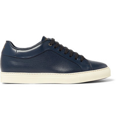 Paul Smith Basso Perforated Leather Sneakers