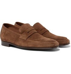 Paul Smith - Glynn Suede Penny Loafers