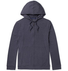 Derek Rose Marlowe Stretch-Micro Modal Jersey Zip-Up Hoodie