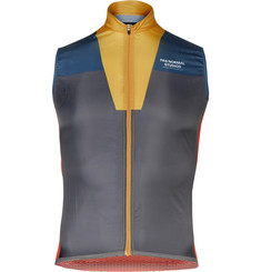 Pas Normal Studios Solitude Mesh and Shell Cycling Gilet
