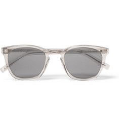 Saint Laurent - D-Frame Acetate Sunglasses