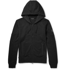Belstaff Tillingham Loopback Cotton-Jersey Zip-Up Hoodie