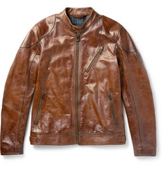 Belstaff Maxford 2.0 Leather Jacket