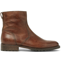 Belstaff Attwell Leather Boots