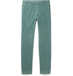 Massimo Alba Winch Slim-Fit Cotton-Corduroy Trousers