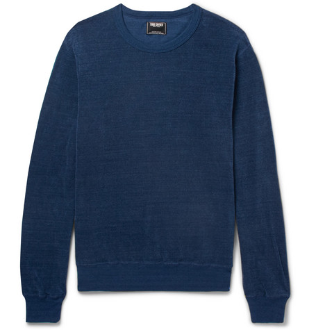 Todd Snyder Cottons COTTON-TERRY SWEATSHIRT