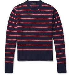 Prada Striped Wool Sweater