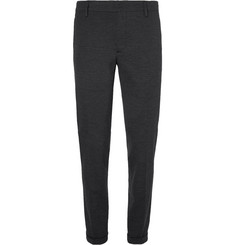 Prada Virgin Wool-Jersey Trousers