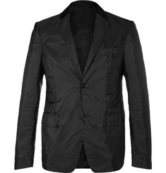 Prada - Black Piuma Slim-Fit Nylon Blazer