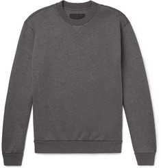 Prada Cotton-Blend Jersey Sweatshirt