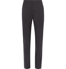 Prada - Slim-Fit Stretch-Virgin Wool Trousers